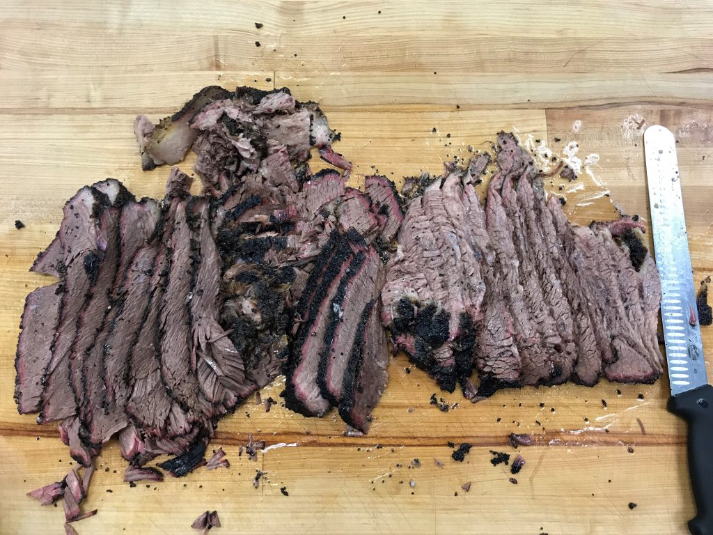 Brisket Slicing 2